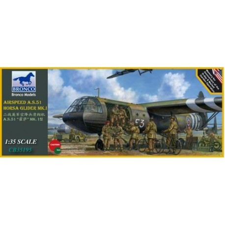 AIR SPEED HORSA GLIDER MKI - DISPO 10/03/2016
