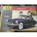 Maquette - HELLER - Coffret Citroen DS 19 + DS Cabriolet - Echelle 1/16