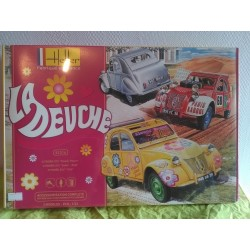 LA DEUCHE - 1/43 - 3 MODELES
