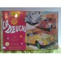 Maquette - HELLER - LA DEUCHE (3 modeles) - Echelle 1/43