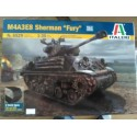 "M4A3E8 - SHERMAN "" FURY "" 1/35"