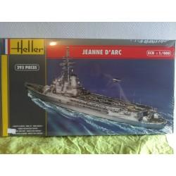 Maquette - HELLER - JEANNE D'ARC - Echelle 1/400