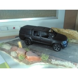 PICK UP AMAROK et HARD TOP - 1/43