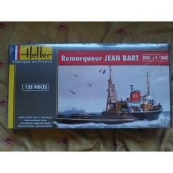 MAQUETTE HELLER BATEAU - REMORQUEUR JEAN BART - ECH 1/200