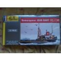 Maquette - HELLER - REMORQUEUR JEAN BART - Echelle 1/200