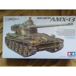 MAQUETTE TAMIYA - CHAR AMX 13 - FRENCH - ECH 1/35