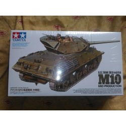MAQUETTE TAMIYA - TDM 10 -TANK DESTROYER US - 2GM - ECHELLE 1/35