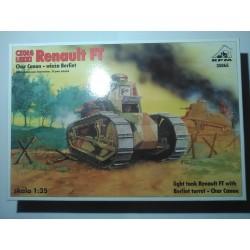 MAQUETTE RENAULT FT - BERLIET TOURELLE - ECH 1/35 RPM