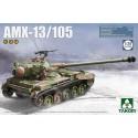 MAQUETTE AMX 13 /105 - ECHELLE 1/35 - TAKOM