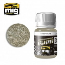 PEINTURE - SPLASHES - LOOSE GROUND - MIG AMMO 1752