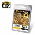 MAQUETTE DIORAMA - MIG 8400 - MAPLE AUTUMN - 1/35