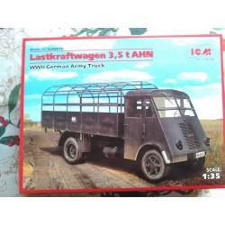 MAQUETTE ICM - LASTKRAFTWAGEN 3.5 TAHN - ECH 1/35 - WWII GERMAN