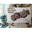 MAQUETTE FUJIMI - GERMAN TRUCK -ECH 1/72 - REF 722337 - OPEL BLITZ - WWII -
