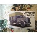 MAQUETTE FUJIMI - GERMAN TRUCK -ECH 1/72 - REF 722276 - OPEL BLITZ - WWII -