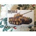 MAQUETTE FUJIMI - GERMAN PANTHER G -ECH 1/76- REF 762258 - PANTHER - WWII -