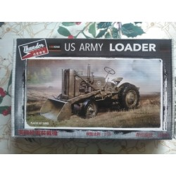 THUNDER-TRACTEUR-US ARMY - THUN35002 - SCALE 1/35