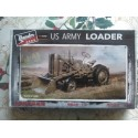 MAQUETTE TRACTEUR US ARMY - THUNDER REF 35002 - SCALE 1/35 - WWII