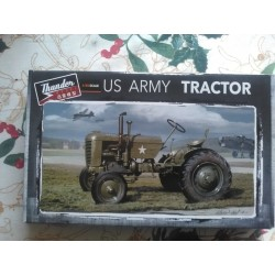 MAQUETTE TRACTEUR US ARMY - THUNDER REF 35001 - SCALE 1/35 - WWII