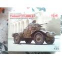 MAQUETTE - PANHARD 178 AMD 35 - ICM REF 35373 - ECH 1/35 - INDOCHINE ALGERIE