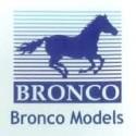 AVIONS BRONCO MODELS