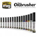 OIL BRUSHER SET