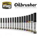 OIL BRUSHER SET