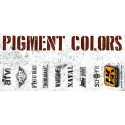 PIGMENT COLORS AK